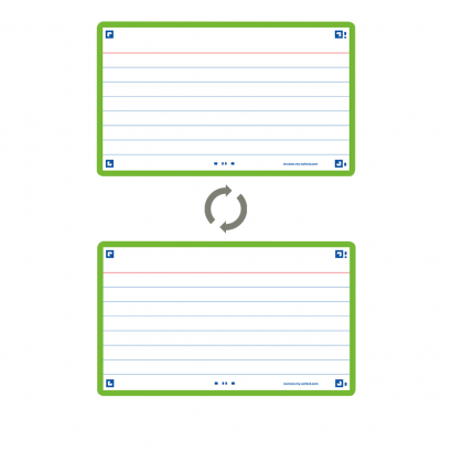 OXFORD FLASH 2.0 flashcards - 105x148mm - gelijnd - groen - pak 80 stuks - SCRIBZEE® Compatible - 400133884_1100_1573395274 - OXFORD FLASH 2.0 flashcards - 105x148mm - gelijnd - groen - pak 80 stuks - SCRIBZEE® Compatible - 400133884_2300_1573395278 - OXFORD FLASH 2.0 flashcards - 105x148mm - gelijnd - groen - pak 80 stuks - SCRIBZEE® Compatible - 400133884_2301_1573395280 - OXFORD FLASH 2.0 flashcards - 105x148mm - gelijnd - groen - pak 80 stuks - SCRIBZEE® Compatible - 400133884_2600_1573395286 - OXFORD FLASH 2.0 flashcards - 105x148mm - gelijnd - groen - pak 80 stuks - SCRIBZEE® Compatible - 400133884_2601_1575013331 - OXFORD FLASH 2.0 flashcards - 105x148mm - gelijnd - groen - pak 80 stuks - SCRIBZEE® Compatible - 400133884_2602_1578681470 - OXFORD FLASH 2.0 flashcards - 105x148mm - gelijnd - groen - pak 80 stuks - SCRIBZEE® Compatible - 400133884_1301_1575654981 - OXFORD FLASH 2.0 flashcards - 105x148mm - gelijnd - groen - pak 80 stuks - SCRIBZEE® Compatible - 400133884_1300_1573395282 - OXFORD FLASH 2.0 flashcards - 105x148mm - gelijnd - groen - pak 80 stuks - SCRIBZEE® Compatible - 400133884_2302_1573395276 - OXFORD FLASH 2.0 flashcards - 105x148mm - gelijnd - groen - pak 80 stuks - SCRIBZEE® Compatible - 400133884_2305_1588575692 - OXFORD FLASH 2.0 flashcards - 105x148mm - gelijnd - groen - pak 80 stuks - SCRIBZEE® Compatible - 400133884_2306_1588575695