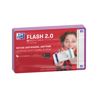 OXFORD FLASH 2.0 flashcards - blank with purple frame, 7,5 x 12,5 cm, pack of 80 - 400133890_1100_1573401144 - OXFORD FLASH 2.0 flashcards - blank with purple frame, 7,5 x 12,5 cm, pack of 80 - 400133890_2300_1573401149 - OXFORD FLASH 2.0 flashcards - blank with purple frame, 7,5 x 12,5 cm, pack of 80 - 400133890_2301_1573401151 - OXFORD FLASH 2.0 flashcards - blank with purple frame, 7,5 x 12,5 cm, pack of 80 - 400133890_2600_1573666308 - OXFORD FLASH 2.0 flashcards - blank with purple frame, 7,5 x 12,5 cm, pack of 80 - 400133890_2601_1575013367 - OXFORD FLASH 2.0 flashcards - blank with purple frame, 7,5 x 12,5 cm, pack of 80 - 400133890_2602_1578683360 - OXFORD FLASH 2.0 flashcards - blank with purple frame, 7,5 x 12,5 cm, pack of 80 - 400133890_1301_1575656941