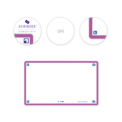 OXFORD FLASH 2.0 flashcards - blank with purple frame, 7,5 x 12,5 cm, pack of 80 - 400133890_1100_1573401144 - OXFORD FLASH 2.0 flashcards - blank with purple frame, 7,5 x 12,5 cm, pack of 80 - 400133890_2300_1573401149