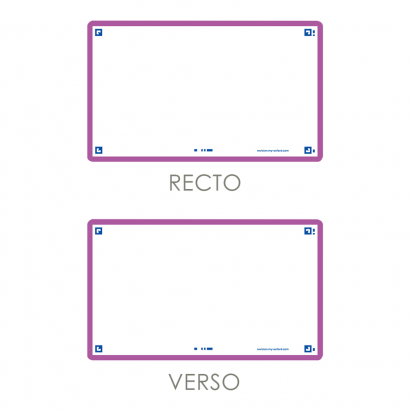 OXFORD FLASH 2.0 flashcards - blank with purple frame, 7,5 x 12,5 cm, pack of 80 - 400133890_1100_1573401144 - OXFORD FLASH 2.0 flashcards - blank with purple frame, 7,5 x 12,5 cm, pack of 80 - 400133890_2300_1573401149 - OXFORD FLASH 2.0 flashcards - blank with purple frame, 7,5 x 12,5 cm, pack of 80 - 400133890_2301_1573401151 - OXFORD FLASH 2.0 flashcards - blank with purple frame, 7,5 x 12,5 cm, pack of 80 - 400133890_2600_1573666308 - OXFORD FLASH 2.0 flashcards - blank with purple frame, 7,5 x 12,5 cm, pack of 80 - 400133890_2601_1575013367 - OXFORD FLASH 2.0 flashcards - blank with purple frame, 7,5 x 12,5 cm, pack of 80 - 400133890_2602_1578683360 - OXFORD FLASH 2.0 flashcards - blank with purple frame, 7,5 x 12,5 cm, pack of 80 - 400133890_1301_1575656941 - OXFORD FLASH 2.0 flashcards - blank with purple frame, 7,5 x 12,5 cm, pack of 80 - 400133890_1300_1573401153 - OXFORD FLASH 2.0 flashcards - blank with purple frame, 7,5 x 12,5 cm, pack of 80 - 400133890_2302_1573401146
