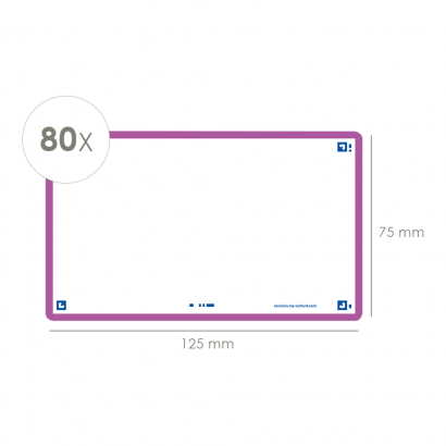OXFORD FLASH 2.0 flashcards - blank with purple frame, 7,5 x 12,5 cm, pack of 80 - 400133890_1100_1573401144 - OXFORD FLASH 2.0 flashcards - blank with purple frame, 7,5 x 12,5 cm, pack of 80 - 400133890_2300_1573401149 - OXFORD FLASH 2.0 flashcards - blank with purple frame, 7,5 x 12,5 cm, pack of 80 - 400133890_2301_1573401151 - OXFORD FLASH 2.0 flashcards - blank with purple frame, 7,5 x 12,5 cm, pack of 80 - 400133890_2600_1573666308 - OXFORD FLASH 2.0 flashcards - blank with purple frame, 7,5 x 12,5 cm, pack of 80 - 400133890_2601_1575013367 - OXFORD FLASH 2.0 flashcards - blank with purple frame, 7,5 x 12,5 cm, pack of 80 - 400133890_2602_1578683360 - OXFORD FLASH 2.0 flashcards - blank with purple frame, 7,5 x 12,5 cm, pack of 80 - 400133890_1301_1575656941 - OXFORD FLASH 2.0 flashcards - blank with purple frame, 7,5 x 12,5 cm, pack of 80 - 400133890_1300_1573401153 - OXFORD FLASH 2.0 flashcards - blank with purple frame, 7,5 x 12,5 cm, pack of 80 - 400133890_2302_1573401146 - OXFORD FLASH 2.0 flashcards - blank with purple frame, 7,5 x 12,5 cm, pack of 80 - 400133890_2305_1588575726