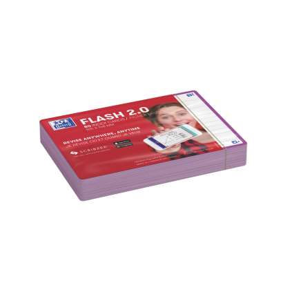 OXFORD FLASH 2.0 flashcards - 105x148mm - gelijnd - licht paars - pak 80 stuks - SCRIBZEE® Compatible - 400133914_1100_1573412761 - OXFORD FLASH 2.0 flashcards - 105x148mm - gelijnd - licht paars - pak 80 stuks - SCRIBZEE® Compatible - 400133914_2300_1573412768 - OXFORD FLASH 2.0 flashcards - 105x148mm - gelijnd - licht paars - pak 80 stuks - SCRIBZEE® Compatible - 400133914_2301_1573412763 - OXFORD FLASH 2.0 flashcards - 105x148mm - gelijnd - licht paars - pak 80 stuks - SCRIBZEE® Compatible - 400133914_2600_1575014736 - OXFORD FLASH 2.0 flashcards - 105x148mm - gelijnd - licht paars - pak 80 stuks - SCRIBZEE® Compatible - 400133914_2601_1573670206 - OXFORD FLASH 2.0 flashcards - 105x148mm - gelijnd - licht paars - pak 80 stuks - SCRIBZEE® Compatible - 400133914_2604_1582051973 - OXFORD FLASH 2.0 flashcards - 105x148mm - gelijnd - licht paars - pak 80 stuks - SCRIBZEE® Compatible - 400133914_1301_1582051975 - OXFORD FLASH 2.0 flashcards - 105x148mm - gelijnd - licht paars - pak 80 stuks - SCRIBZEE® Compatible - 400133914_2605_1582046183 - OXFORD FLASH 2.0 flashcards - 105x148mm - gelijnd - licht paars - pak 80 stuks - SCRIBZEE® Compatible - 400133914_1300_1573412770