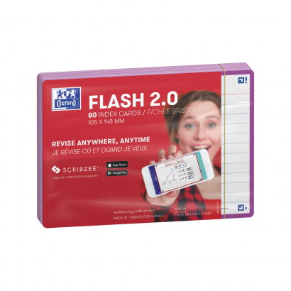 OXFORD FLASH 2.0 flashcards - 105x148mm - gelijnd - licht paars - pak 80 stuks - SCRIBZEE® Compatible - 400133914_1100_1573412761 - OXFORD FLASH 2.0 flashcards - 105x148mm - gelijnd - licht paars - pak 80 stuks - SCRIBZEE® Compatible - 400133914_2300_1573412768 - OXFORD FLASH 2.0 flashcards - 105x148mm - gelijnd - licht paars - pak 80 stuks - SCRIBZEE® Compatible - 400133914_2301_1573412763 - OXFORD FLASH 2.0 flashcards - 105x148mm - gelijnd - licht paars - pak 80 stuks - SCRIBZEE® Compatible - 400133914_2600_1575014736 - OXFORD FLASH 2.0 flashcards - 105x148mm - gelijnd - licht paars - pak 80 stuks - SCRIBZEE® Compatible - 400133914_2601_1573670206 - OXFORD FLASH 2.0 flashcards - 105x148mm - gelijnd - licht paars - pak 80 stuks - SCRIBZEE® Compatible - 400133914_2604_1582051973 - OXFORD FLASH 2.0 flashcards - 105x148mm - gelijnd - licht paars - pak 80 stuks - SCRIBZEE® Compatible - 400133914_1301_1582051975