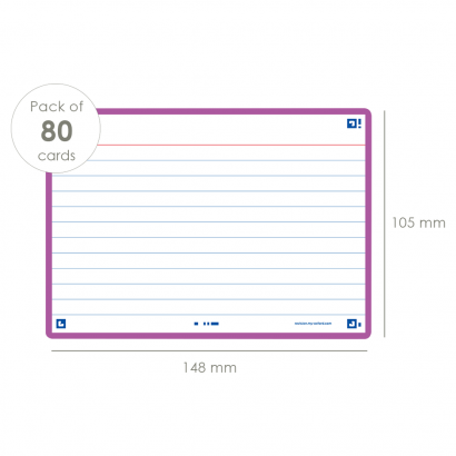 OXFORD FLASH 2.0 flashcards - 105x148mm - gelijnd - licht paars - pak 80 stuks - SCRIBZEE® Compatible - 400133914_1100_1573412761 - OXFORD FLASH 2.0 flashcards - 105x148mm - gelijnd - licht paars - pak 80 stuks - SCRIBZEE® Compatible - 400133914_2300_1573412768 - OXFORD FLASH 2.0 flashcards - 105x148mm - gelijnd - licht paars - pak 80 stuks - SCRIBZEE® Compatible - 400133914_2301_1573412763 - OXFORD FLASH 2.0 flashcards - 105x148mm - gelijnd - licht paars - pak 80 stuks - SCRIBZEE® Compatible - 400133914_2600_1575014736 - OXFORD FLASH 2.0 flashcards - 105x148mm - gelijnd - licht paars - pak 80 stuks - SCRIBZEE® Compatible - 400133914_2601_1573670206 - OXFORD FLASH 2.0 flashcards - 105x148mm - gelijnd - licht paars - pak 80 stuks - SCRIBZEE® Compatible - 400133914_2604_1582051973 - OXFORD FLASH 2.0 flashcards - 105x148mm - gelijnd - licht paars - pak 80 stuks - SCRIBZEE® Compatible - 400133914_1301_1582051975 - OXFORD FLASH 2.0 flashcards - 105x148mm - gelijnd - licht paars - pak 80 stuks - SCRIBZEE® Compatible - 400133914_2605_1582046183 - OXFORD FLASH 2.0 flashcards - 105x148mm - gelijnd - licht paars - pak 80 stuks - SCRIBZEE® Compatible - 400133914_1300_1573412770 - OXFORD FLASH 2.0 flashcards - 105x148mm - gelijnd - licht paars - pak 80 stuks - SCRIBZEE® Compatible - 400133914_2302_1573412765 - OXFORD FLASH 2.0 flashcards - 105x148mm - gelijnd - licht paars - pak 80 stuks - SCRIBZEE® Compatible - 400133914_2303_1579777232