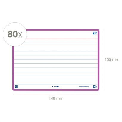 OXFORD FLASH 2.0 flashcards - 105x148mm - gelijnd - licht paars - pak 80 stuks - SCRIBZEE® Compatible - 400133914_1100_1573412761 - OXFORD FLASH 2.0 flashcards - 105x148mm - gelijnd - licht paars - pak 80 stuks - SCRIBZEE® Compatible - 400133914_2300_1573412768 - OXFORD FLASH 2.0 flashcards - 105x148mm - gelijnd - licht paars - pak 80 stuks - SCRIBZEE® Compatible - 400133914_2301_1573412763 - OXFORD FLASH 2.0 flashcards - 105x148mm - gelijnd - licht paars - pak 80 stuks - SCRIBZEE® Compatible - 400133914_2600_1575014736 - OXFORD FLASH 2.0 flashcards - 105x148mm - gelijnd - licht paars - pak 80 stuks - SCRIBZEE® Compatible - 400133914_2601_1573670206 - OXFORD FLASH 2.0 flashcards - 105x148mm - gelijnd - licht paars - pak 80 stuks - SCRIBZEE® Compatible - 400133914_2604_1582051973 - OXFORD FLASH 2.0 flashcards - 105x148mm - gelijnd - licht paars - pak 80 stuks - SCRIBZEE® Compatible - 400133914_1301_1582051975 - OXFORD FLASH 2.0 flashcards - 105x148mm - gelijnd - licht paars - pak 80 stuks - SCRIBZEE® Compatible - 400133914_2605_1582046183 - OXFORD FLASH 2.0 flashcards - 105x148mm - gelijnd - licht paars - pak 80 stuks - SCRIBZEE® Compatible - 400133914_1300_1573412770 - OXFORD FLASH 2.0 flashcards - 105x148mm - gelijnd - licht paars - pak 80 stuks - SCRIBZEE® Compatible - 400133914_2302_1573412765 - OXFORD FLASH 2.0 flashcards - 105x148mm - gelijnd - licht paars - pak 80 stuks - SCRIBZEE® Compatible - 400133914_2303_1579777232 - OXFORD FLASH 2.0 flashcards - 105x148mm - gelijnd - licht paars - pak 80 stuks - SCRIBZEE® Compatible - 400133914_2304_1580815923 - OXFORD FLASH 2.0 flashcards - 105x148mm - gelijnd - licht paars - pak 80 stuks - SCRIBZEE® Compatible - 400133914_2603_1580815925 - OXFORD FLASH 2.0 flashcards - 105x148mm - gelijnd - licht paars - pak 80 stuks - SCRIBZEE® Compatible - 400133914_2602_1580815928 - OXFORD FLASH 2.0 flashcards - 105x148mm - gelijnd - licht paars - pak 80 stuks - SCRIBZEE® Compatible - 400133914_2305_1588575854