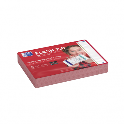 OXFORD FLASH 2.0 flashcards - 105x148mm - blanco - rood - pak 80 stuks - SCRIBZEE® Compatible - 400133936_1100_1573415767 - OXFORD FLASH 2.0 flashcards - 105x148mm - blanco - rood - pak 80 stuks - SCRIBZEE® Compatible - 400133936_2300_1573415772 - OXFORD FLASH 2.0 flashcards - 105x148mm - blanco - rood - pak 80 stuks - SCRIBZEE® Compatible - 400133936_2301_1573415768 - OXFORD FLASH 2.0 flashcards - 105x148mm - blanco - rood - pak 80 stuks - SCRIBZEE® Compatible - 400133936_2600_1575014828 - OXFORD FLASH 2.0 flashcards - 105x148mm - blanco - rood - pak 80 stuks - SCRIBZEE® Compatible - 400133936_2601_1573670237 - OXFORD FLASH 2.0 flashcards - 105x148mm - blanco - rood - pak 80 stuks - SCRIBZEE® Compatible - 400133936_2604_1582052058 - OXFORD FLASH 2.0 flashcards - 105x148mm - blanco - rood - pak 80 stuks - SCRIBZEE® Compatible - 400133936_1301_1582052060 - OXFORD FLASH 2.0 flashcards - 105x148mm - blanco - rood - pak 80 stuks - SCRIBZEE® Compatible - 400133936_2605_1582052064 - OXFORD FLASH 2.0 flashcards - 105x148mm - blanco - rood - pak 80 stuks - SCRIBZEE® Compatible - 400133936_1300_1573415775