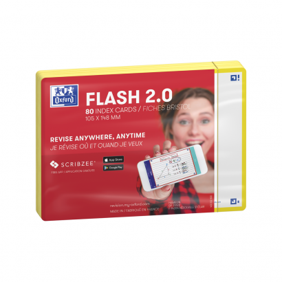OXFORD FLASH 2.0 flashcards - 105x148mm - blanco - geel - pak 80 stuks - SCRIBZEE® Compatible - 400133939_1100_1573415800 - OXFORD FLASH 2.0 flashcards - 105x148mm - blanco - geel - pak 80 stuks - SCRIBZEE® Compatible - 400133939_2300_1573415805 - OXFORD FLASH 2.0 flashcards - 105x148mm - blanco - geel - pak 80 stuks - SCRIBZEE® Compatible - 400133939_2301_1573415807 - OXFORD FLASH 2.0 flashcards - 105x148mm - blanco - geel - pak 80 stuks - SCRIBZEE® Compatible - 400133939_2600_1575014845 - OXFORD FLASH 2.0 flashcards - 105x148mm - blanco - geel - pak 80 stuks - SCRIBZEE® Compatible - 400133939_2601_1573670243 - OXFORD FLASH 2.0 flashcards - 105x148mm - blanco - geel - pak 80 stuks - SCRIBZEE® Compatible - 400133939_2604_1582052090 - OXFORD FLASH 2.0 flashcards - 105x148mm - blanco - geel - pak 80 stuks - SCRIBZEE® Compatible - 400133939_1301_1582052097