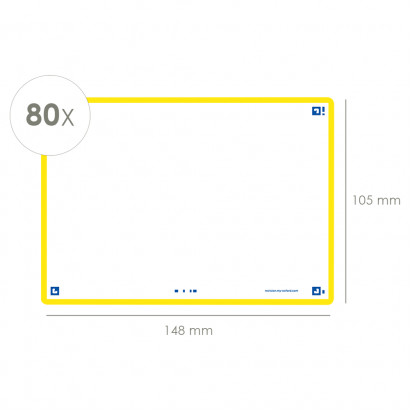 OXFORD FLASH 2.0 flashcards - 105x148mm - blanco - geel - pak 80 stuks - SCRIBZEE® Compatible - 400133939_1100_1573415800 - OXFORD FLASH 2.0 flashcards - 105x148mm - blanco - geel - pak 80 stuks - SCRIBZEE® Compatible - 400133939_2300_1573415805 - OXFORD FLASH 2.0 flashcards - 105x148mm - blanco - geel - pak 80 stuks - SCRIBZEE® Compatible - 400133939_2301_1573415807 - OXFORD FLASH 2.0 flashcards - 105x148mm - blanco - geel - pak 80 stuks - SCRIBZEE® Compatible - 400133939_2600_1575014845 - OXFORD FLASH 2.0 flashcards - 105x148mm - blanco - geel - pak 80 stuks - SCRIBZEE® Compatible - 400133939_2601_1573670243 - OXFORD FLASH 2.0 flashcards - 105x148mm - blanco - geel - pak 80 stuks - SCRIBZEE® Compatible - 400133939_2604_1582052090 - OXFORD FLASH 2.0 flashcards - 105x148mm - blanco - geel - pak 80 stuks - SCRIBZEE® Compatible - 400133939_1301_1582052097 - OXFORD FLASH 2.0 flashcards - 105x148mm - blanco - geel - pak 80 stuks - SCRIBZEE® Compatible - 400133939_2605_1582052092 - OXFORD FLASH 2.0 flashcards - 105x148mm - blanco - geel - pak 80 stuks - SCRIBZEE® Compatible - 400133939_1300_1573415811 - OXFORD FLASH 2.0 flashcards - 105x148mm - blanco - geel - pak 80 stuks - SCRIBZEE® Compatible - 400133939_2302_1573415809 - OXFORD FLASH 2.0 flashcards - 105x148mm - blanco - geel - pak 80 stuks - SCRIBZEE® Compatible - 400133939_2303_1579780337 - OXFORD FLASH 2.0 flashcards - 105x148mm - blanco - geel - pak 80 stuks - SCRIBZEE® Compatible - 400133939_2304_1580817982 - OXFORD FLASH 2.0 flashcards - 105x148mm - blanco - geel - pak 80 stuks - SCRIBZEE® Compatible - 400133939_2603_1580817984 - OXFORD FLASH 2.0 flashcards - 105x148mm - blanco - geel - pak 80 stuks - SCRIBZEE® Compatible - 400133939_2602_1580817987 - OXFORD FLASH 2.0 flashcards - 105x148mm - blanco - geel - pak 80 stuks - SCRIBZEE® Compatible - 400133939_2305_1588575953