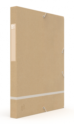 OXFORD TOUAREG FILING BOX - 24X32 - 25 mm spine - Recycled card - Frosted white - 400139835_1100_1595303892
