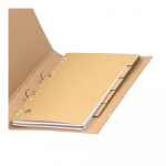 OXFORD TOUAREG DIVIDERS - A4 - 6 Positions - Recycled Card - 100204978_2601_1615543232