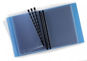 OXFORD POLYVISION DISPLAY BOOK REMOVABLE POCKETS - A4 - 30 Flexam pockets - Polypropylene - Blue - 100205579_1501_1577451703