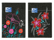 AGENDA OXFORD BLOOMING - 12x18cm - 1 jour par page - Cousu - 352 pages - Sept 20 à Sept 21 - Compatible SCRIBZEE® - 100739043_1200_1556346493