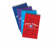 Oxford Campus Reporters Card Cover Wirebound Notebook Ruled 140 Pages Assorted -  - 400013924_1200_1553646497