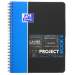 OXFORD STUDENTS PROJECT BOOK Notebook - A4+ - Polypro cover - Twin-wire - 5mm Squares - 200 pages - SCRIBZEE® compatible  - Assorted colours - 400037432_1101_1579277028