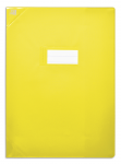 PROTEGE-CAHIER OXFORD STRONG LINE - 24X32 - PVC - 150µ - Opaque - Jaune - 400051140_8000_1562159230