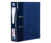 Oxford Campus A4+ 63mm Paper on Board Lever Arch File Navy -  - 400081121_1100_1559426340