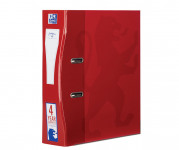 Oxford Campus A4+ 63mm Paper on Board Lever Arch File Red -  - 400081284_1100_1561077153