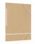 OXFORD TOUAREG  3-FLAP FOLDER - A4 - Recycled card - Frosted white - 400081545_1100_1601561844