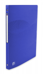 OXFORD OSMOSE RING BINDER - A4 - 20 mm spine - 4-O rings - Polypropylene - Opaque - Blue - 400105147_8000_1561110669