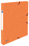 BOITE OXFORD TOP FILE+ 24X32 DOS 25 MM ORANGE -  - 400114364_1100_1562339718