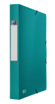 OXFORD URBAN FILING BOX - 24X32 - 40 mm spine - Polypropylene - Opaque - Green - 400124233_1300_1602489875