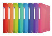 OXFORD URBAN FILING BOX - 24X32 - 25 mm spine - Polypropylene - Assorted colors - 400146969_1400_1604394923