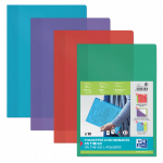 OXFORD On the go cut flush folder