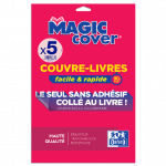 Couvre-livre OXFORD Magic cover