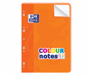 OXFORD COLOUR NOTES feuilles simples