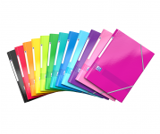 3 FLAP FOLDER OXFORD COLOR LIFE