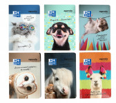 OXFORD FUNNY PETS Agenda Journalier