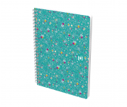 OXFORD FLORAL Notebooks