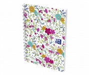 OXFORD FLORAL Small Format Notebooks