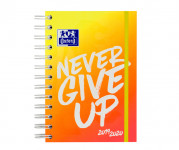 Schülerkalender - Never Give Up - NEON