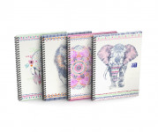 Oxford Boho Chic Notebooks