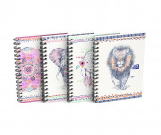 Oxford Boho Chic small notebooks