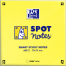 OXFORD Spot Notes - 7,5x7,5cm - Plain - 80 sheets/pad - SCRIBZEE® Compatible - Yellow - Pack of 6 Pads - 400096929_1100_1573806415 - OXFORD Spot Notes - 7,5x7,5cm - Plain - 80 sheets/pad - SCRIBZEE® Compatible - Yellow - Pack of 6 Pads - 400096929_1100_1573806429