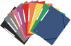 ELASTICATED FOLDER OXFORD TOP FILE+ A4 ASS10 COLORS FILMX10 -  - 400114319_1200_1566569580