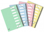 SORTER OXFORD TOP FILE+ A4 STAPLED 8 POSITIONS ASSORTED PASTEL -  - 400132141_1200_1562323413